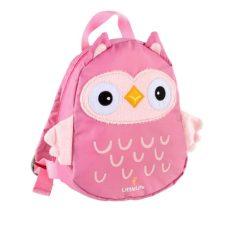LittleLife gyerek hátizsák pórázzal – bagoly