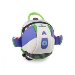 LittleLife gyerek hátizsák pórázzal Buzz Lightyear