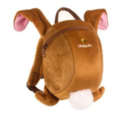 LittleLife gyerek hátizsák pórázzal – plüss nyuszi