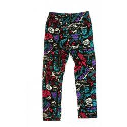 Monster High leggings 134-es méret