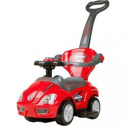 Gyermek jármű 3az1-ben Bayo Mega Car red KIÁRUSÍTÁS