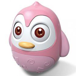 Keljfeljancsi játék Bayo pingvin pink KIÁRUSÍTÁS