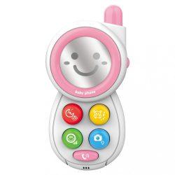 Gyerek játék Bayo Telefon pink KIÁRUSÍTÁS