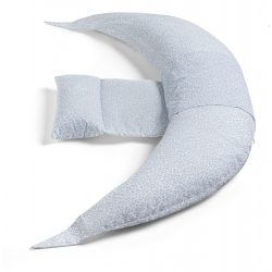 Nuvita Dreamwizard terhességi és szoptatós párna - Bianco Azzurro - 7100