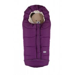 Nuvita Junior Cuccioli bundazsák 100cm - Bear Melange Lilac / Beige - 9605 !! kifutó !!