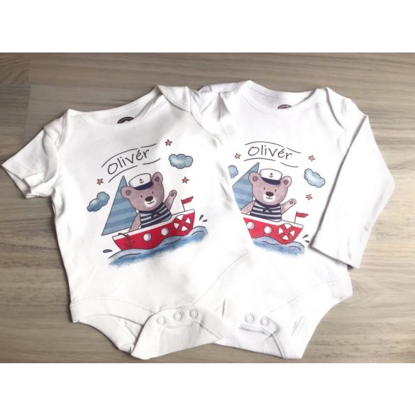 Egyedi névre szóló ajándékcsomag babáknak