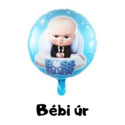 Bébi Úr fólia lufi 45 cm - The Boss Baby