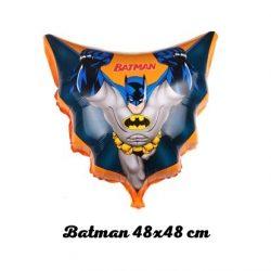 Batman mintás fólia lufi 48 cm