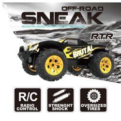 Brutal Snake - Távirányítós autó - Zöld
