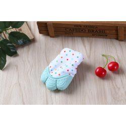 Unique Baby Fogzáskesztyű rágóka - Türkiz