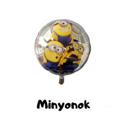 Minyon fólia lufi - 45cm - Minion