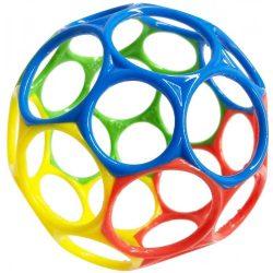 Oball labda játék 10 cm - mix (0 hó+) - Baoli rattle training ball