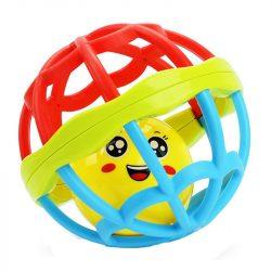 Unique Baby Készségfejlesztő csörgő labda