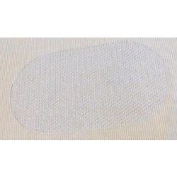 Víztiszta baba csúszásgátló kádba 69x39 cm