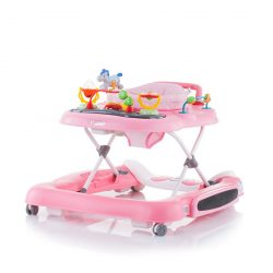 Chipolino Fancy 4in1 bébikomp - Pink Dots