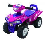 Chipolino ATV bébitaxi - pink