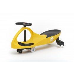 Bobocar - sárga gumi kerékkel