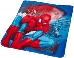 Markas Spiderman pléd 100% Polyester