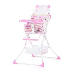 Chipolino Maggy fix etetőszék - Pink Bear 2019 !! Kifutó !!
