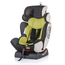 Chipolino 4 Max autósülés 0-36kg - Lime 2019 !! Kifutó !!