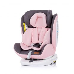 Chipolino Tourneo isofix autósülés 0-36kg - Baby Pink 2020