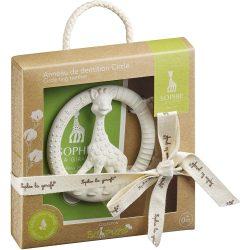 Sophie so pure kör alakú rágóka - Ajándék dobozban