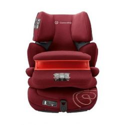 Concord Transformer Pro autósülés 9-36kg - Bordeaux Red !! kifutó !!