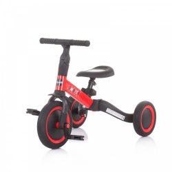 Chipolino Smarty 2 az 1-ben tricikli és futóbicikli - piros