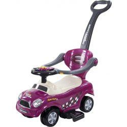 Sun Baby Coupe Ride on tolókaros bébitaxi - lila