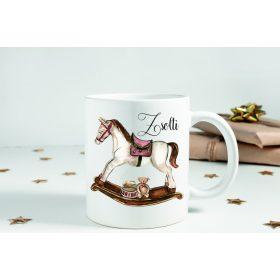 Zománcozott Bögrék Karácsonyi mintákkal