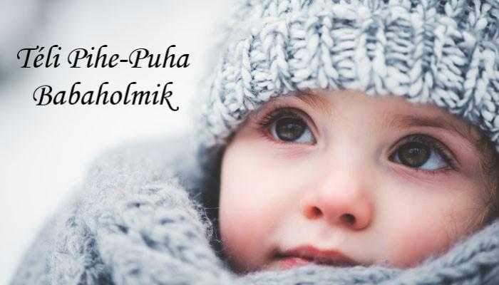 Téli baba kollekció-Pindurka Bababolt